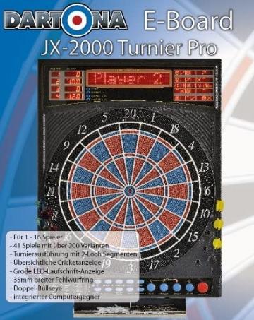 JX-2000 dartbord