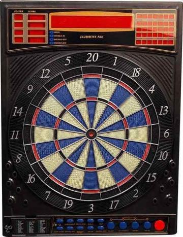 JZ-2000-Professional-Elektronisch-Dartbord