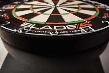 Winmau Blade 5 Dual Core test
