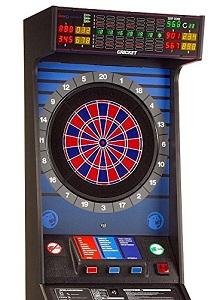 dartbord machine