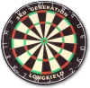 Longfield Dartbord 3RD review test